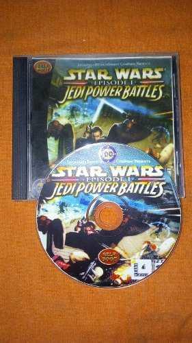 Star wars jedi power battle sega dreamcast