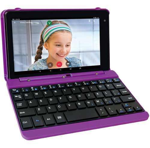Tablet 7 rca 2 en 1 android 16gb 1gb c/ teclado desmontable