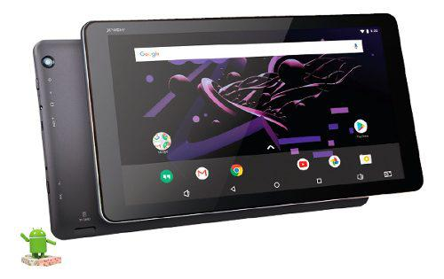 Tablet android 10 pulg quad core hd 1gb + 16gb + cam selfie