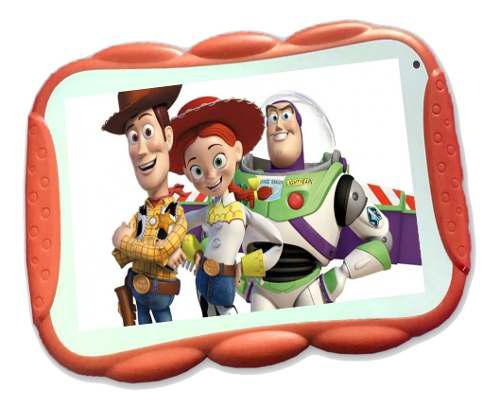 Tablet kids niños niñas pantalla blindada antigolpe +