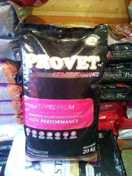 Alimento bal. provet alta performance