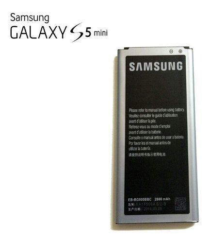 Bateria samsung s5 mini 100%original garantia 6 meses