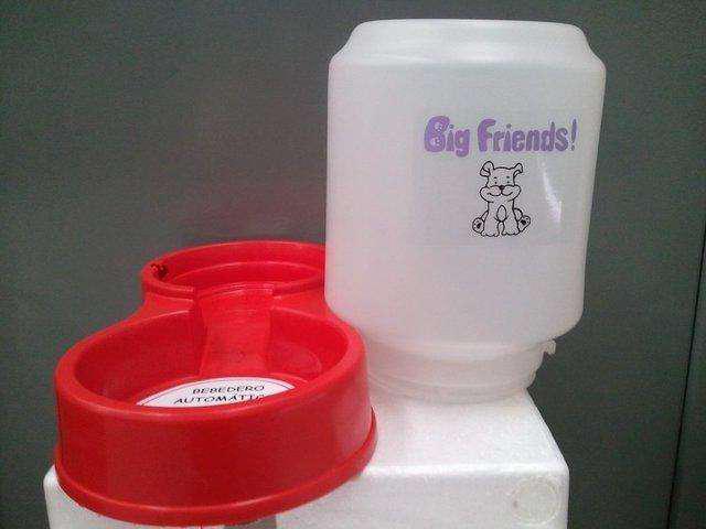 Bebedero automatico para mascotas