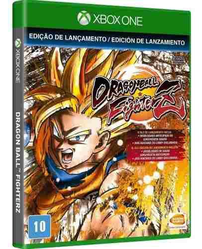 Dragon ball fighterz xbox one juego original fisico sellado