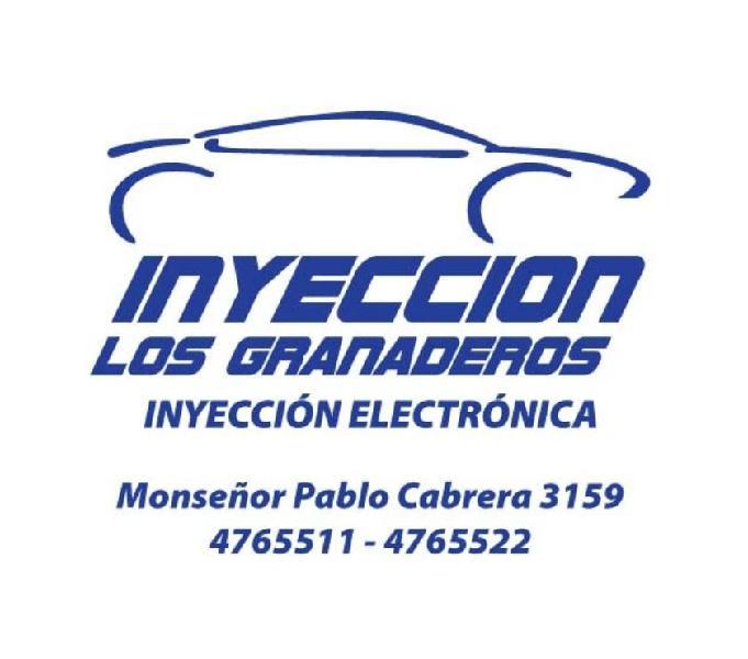 Inyección electrónica - repuestos - servicios -