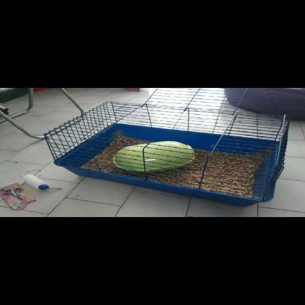 Jaula para cobayos o conejos 1.200