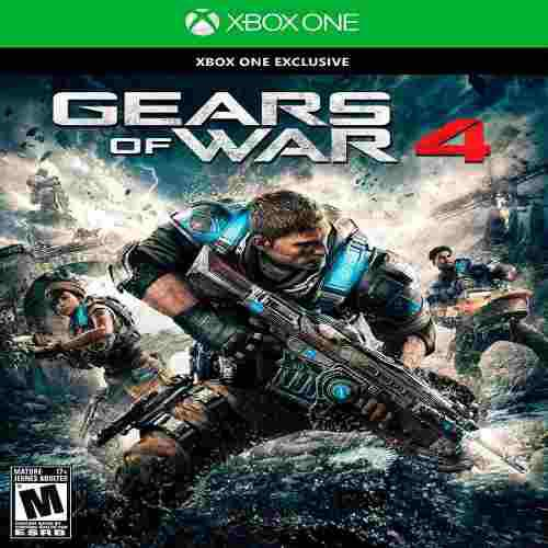 Juego original xbox one gears of war 4