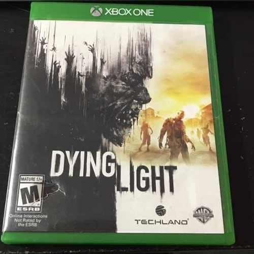 Juego xbox one dying light + state of decay fisico