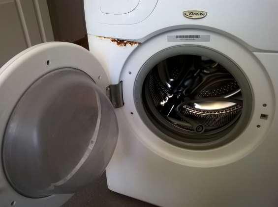 Lavarropas semi automático drean en belgrano
