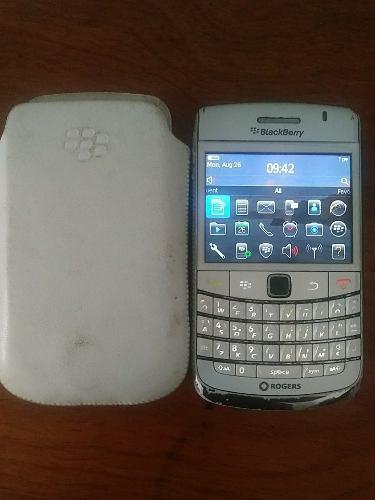 Telefono celular blackberry batería nueva funda anda falla