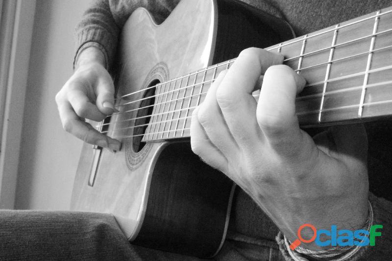 Clases de Guitarra en Agronomia 1