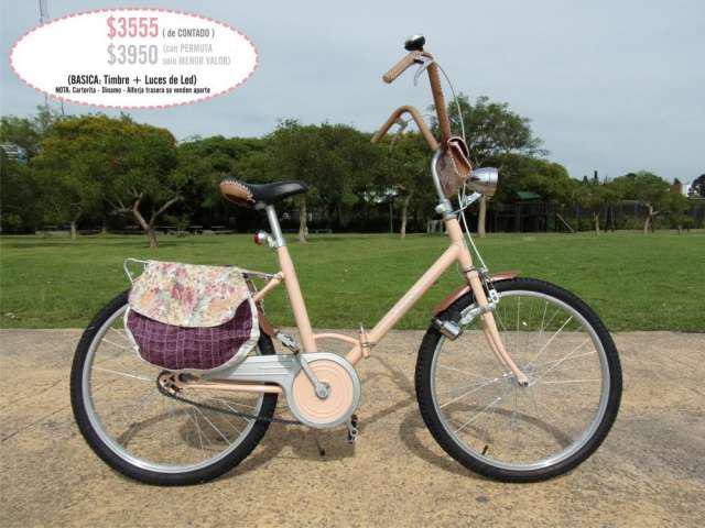 Bicicleta plegable rod 24 efectivo o permuta menor valor en