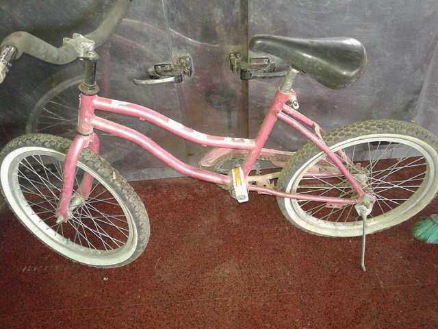 Bicicleta rodado 20-freno contra pedal en San Isidro