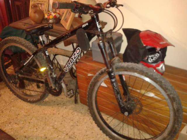 Bicicleta venzo fx 1 en Salta