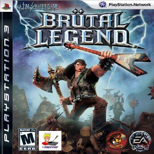 Brutal legend playstation 3 español