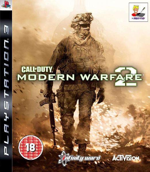 Call of dutty - modern warfare 2 playstation 3