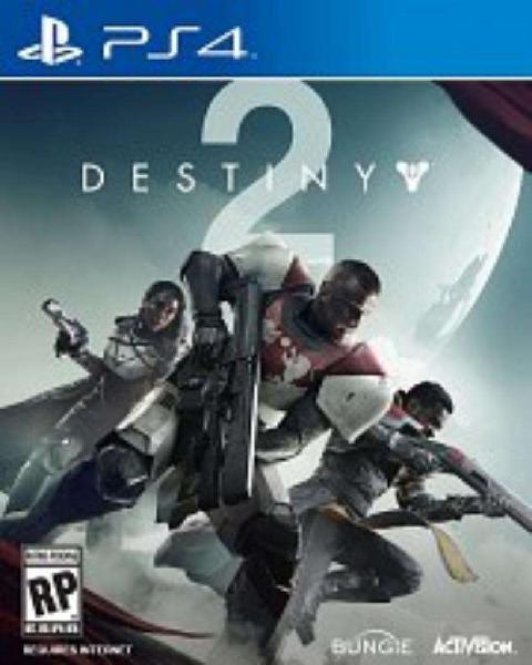 Destiny 2 ps4 nuevo sellado