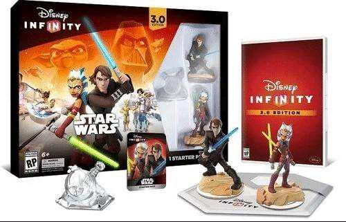 Disney infinity 3.0 star wars ps4