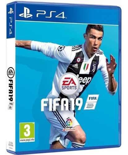 Fifa 19 ps4 ea sport original juego físico playking