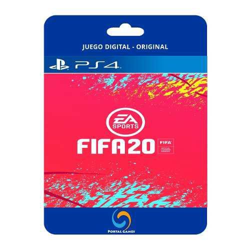 Fifa 20 preventa 27 de septiembre ps4 + juego gratis