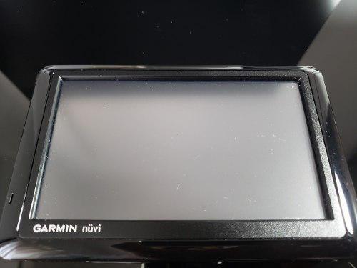 Gps garmin nuvi 1490 pantalla 5 + accesorios. impecable!!!