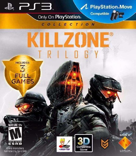 Killzone - trilogy playstation 3
