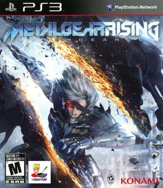 Metal gear rising - revengeance playstation 3