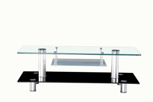 Mueble mesa para lcd tv led plasma de vidrio templado outlet