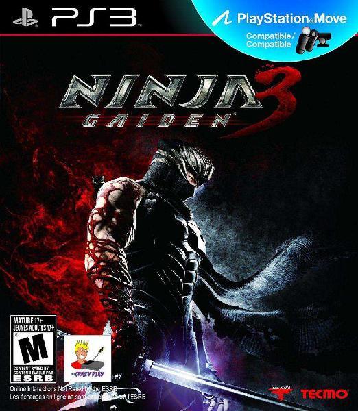 Ninja gaiden 3 playstation 3