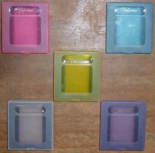 Nintendo game boy advance lote cajas plasticas cartuchos