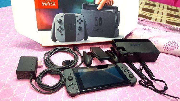 Nintendo switch original con juegos gratis!