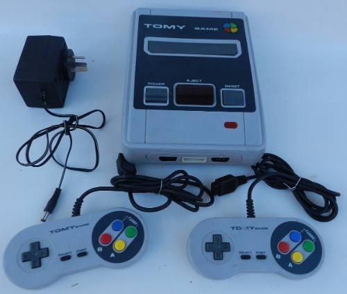 Retro vintage consola tomy game family ds-300 joysticks aps