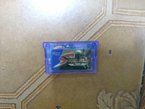 Supercard mini sd simil everdrive gameboy advance y ds. kuy