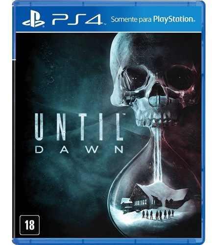Until dawn ps4 juego nuevo cd original fisico sellado full