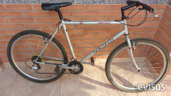 Vendo bicicleta zenith corpus 21 velocidad en Salta