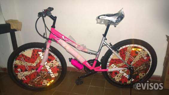 Vendo mountain bike rod_26 en Resistencia
