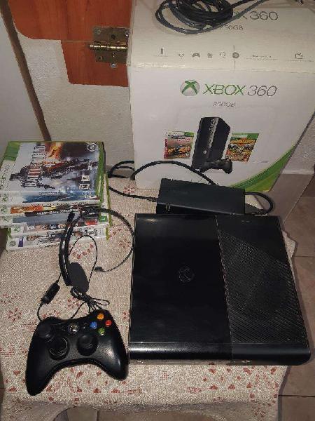Xbox 360 impecable