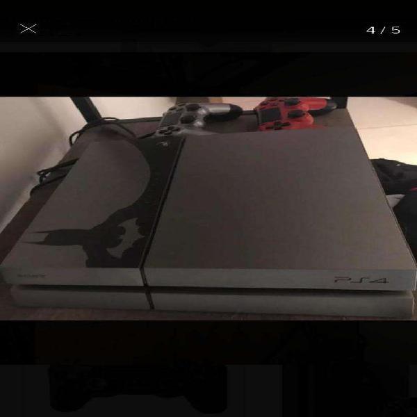 Playstation 4 batman arkham knight edition2 joystick10