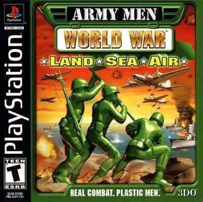 Army men world war - (ps1) pc - juego completo - digital