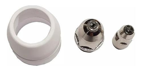 Kit accesorios consumibles cortadora plasma kjellbert cut80