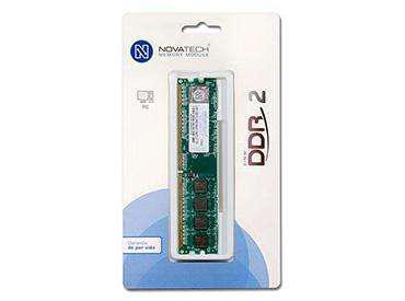 Memoria Ram Novatech DDR2