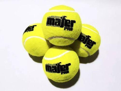 Pelotas mafer pro tenis/padel sueltas x 50 - super oferta!!