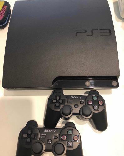 Playstation 3 psp 3 dia del niño impecable estado 360 gb