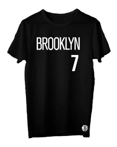 Remera basket nba brooklyn nets (006) #7 kevin durant