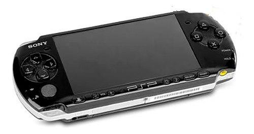 Sony psp playstation portable portatil flasheada