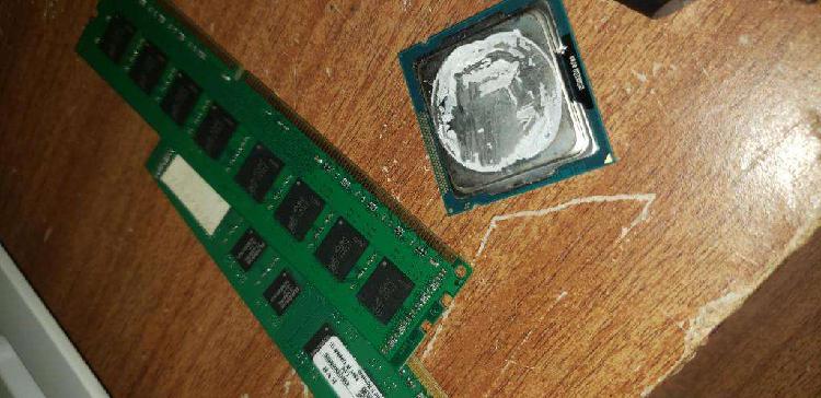 Vendo micro intel i5 3 ghz