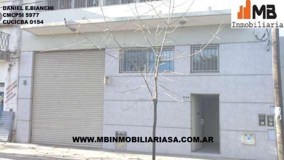 Villa adelina venta importante establecimiento industrial en