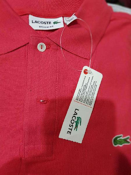 Chombas lacoste tommy boss polo talles xxl especiales