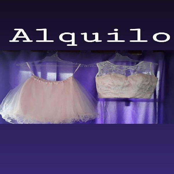 Alquilo vestido de xv (15)