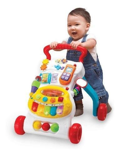 Andador caminador bebe didactico musica y sonidos